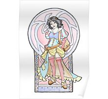 Steampunk Snow White Poster