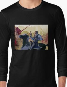 A Connecticut Yankee in King Arthur's Court Long Sleeve T-Shirt