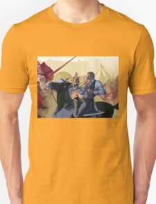 A Connecticut Yankee in King Arthur's Court Unisex T-Shirt