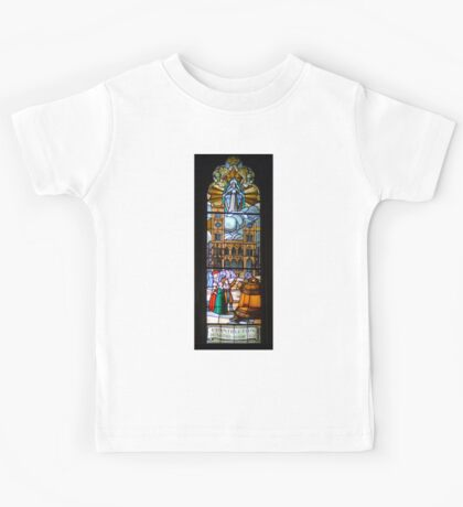 Stained Glass Kids Tee
