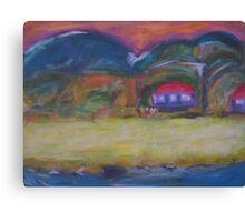 beach house- north queensland Canvas Print