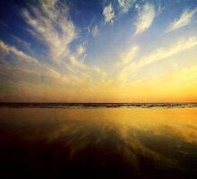 Coastal Reflections by Jonicool