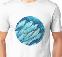 Narwhal Sea. Narwhals by Sheridon Rayment Unisex T-Shirt