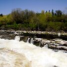 Hogs Back Falls, Ottawa, ON by Shulie1