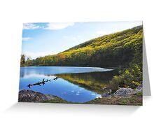 Indian Lake Greeting Card