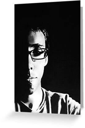 Self Portrait 2008 by Graham Beatty