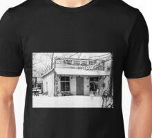 Rabbit Hash Iron Works B&W Unisex T-Shirt