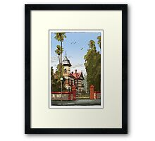 Carclew Framed Print
