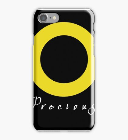 Precious - The One Ring iPhone Case/Skin
