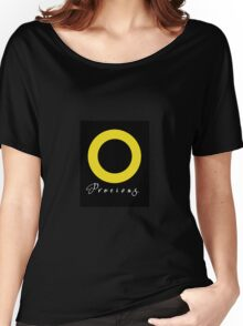 Precious - The One Ring Women's Relaxed Fit T-Shirt