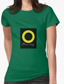 Precious - The One Ring Womens Fitted T-Shirt