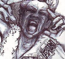 Freaky Fan by DreddArt