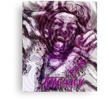 Freaky Fan #2 Canvas Print