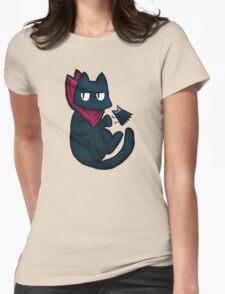 Sakamoto and Karasu Womens Fitted T-Shirt