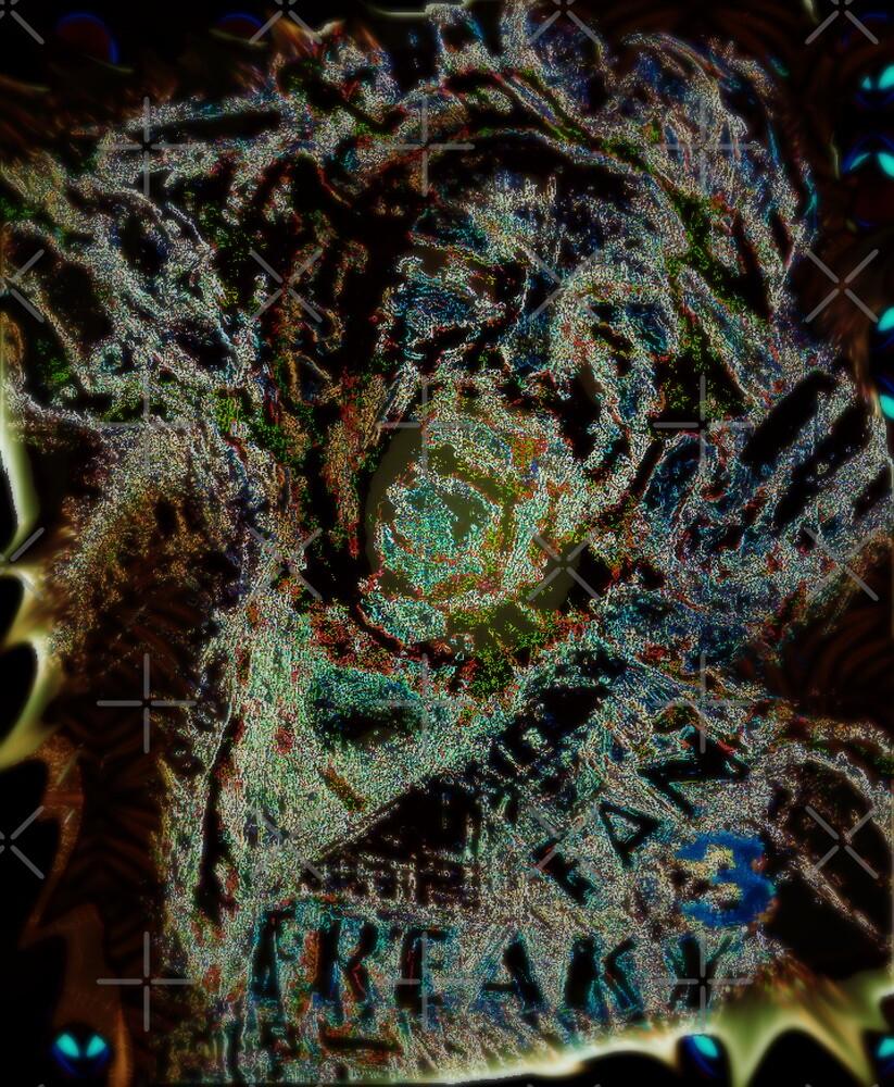 Freaky Fan #3 by DreddArt