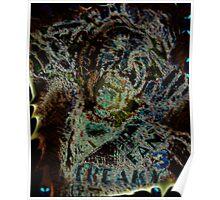 Freaky Fan #3 Poster