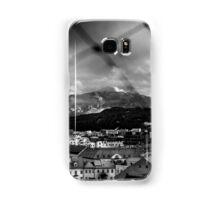 Mountain over Innsbruck Samsung Galaxy Case/Skin