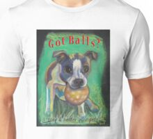 Got Balls? Boston Terrier Unisex T-Shirt
