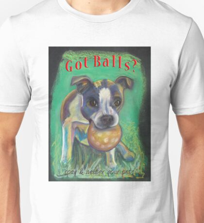 Got Balls? Boston Terrier T-Shirt