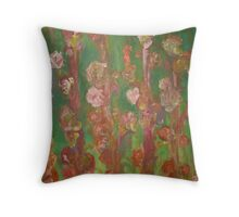 flowers 1 'subtropical spring' Throw Pillow