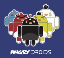 Angry Droids by weRsNs