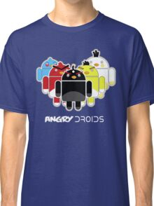 Angry Droids Classic T-Shirt