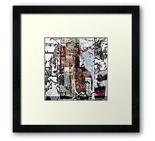 Architecture and I Framed Print