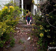 weird day. by Jennifer Rich