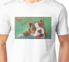 Got Balls? Bulldog Unisex T-Shirt