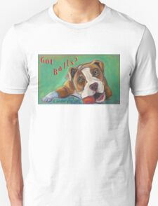 Got Balls? Bulldog T-Shirt