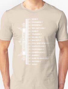 The Beard Gauge T-Shirt