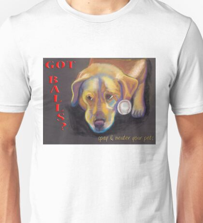 Got Balls? Golden Lab T-Shirt