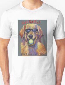 Got Balls? Golden Retriever T-Shirt