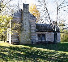 Abraham Lincoln's Birthplace by mcstory