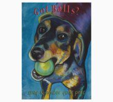Got Balls? Heinz 57 by Ann Marie Hoff