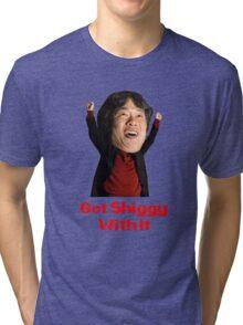 Get Shiggy With It Tri-blend T-Shirt