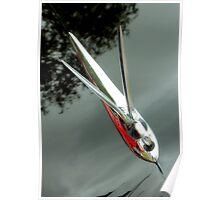 '32 Packard Cormorant Mascot Poster