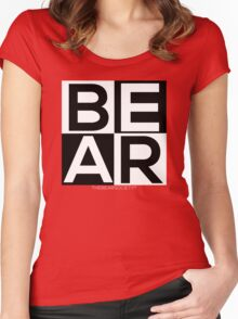 BEAR Women's Fitted Scoop T-Shirt