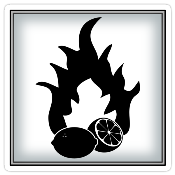 Combustible Lemons by Frank Pena