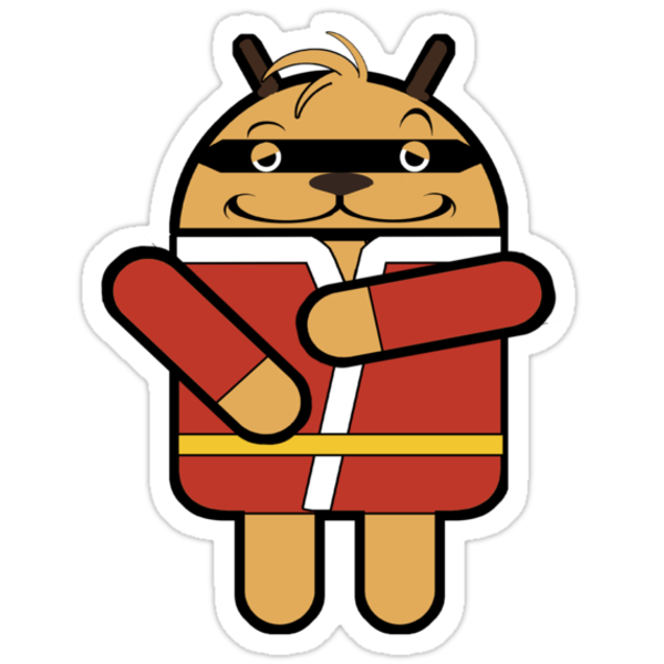 Hong Droid Phooey by SholoRobo