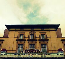 Lucas Theatre of the Arts - Savannah, GA by Gember-Roos