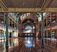 Royal Exhibition Building • Melbourne • Australia by William Bullimore
