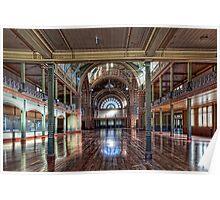 Royal Exhibition Building • Melbourne • Australia Poster