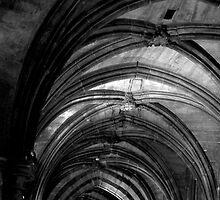 Glasgow Cathedral by Tiffany Dryburgh