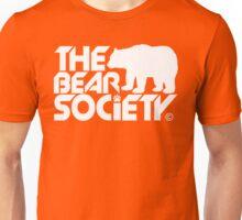 The Bear Society Slant Unisex T-Shirt