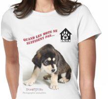 Emmenez-moi à la maison! Womens Fitted T-Shirt