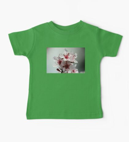 Spring Blossoms Baby Tee