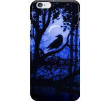 Nightwatch Raven iPhone Case/Skin