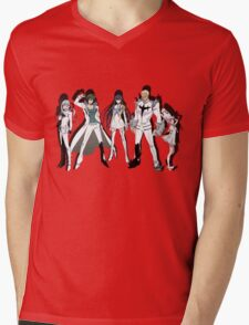Satsuki and the Elite Four Mens V-Neck T-Shirt