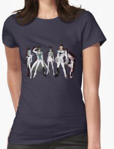 Satsuki and the Elite Four Womens Fitted T-Shirt
